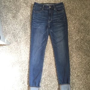 American Eagle jeans size 2 long